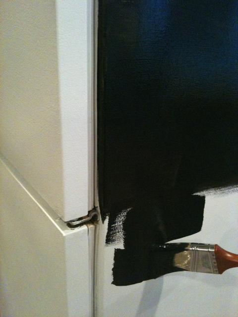 refrigerator canvas mylittleranchette. Black Bedroom Furniture Sets. Home Design Ideas