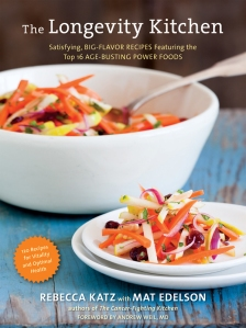 Longevity Kitchen Cookbook
